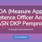 Wujudkan Profesionalisme ASN DKP, Dr. Fadli Launching MACOA (Measure Apparent Competence Officer Analysis)